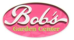 Bob's Garden Center Logo