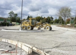We've re-paved our parking lot, too!