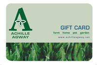 Achille Gift Card