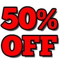 50% Off Carpet Cleaning Chemical