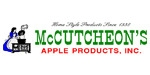 McCutcheons Apple Products