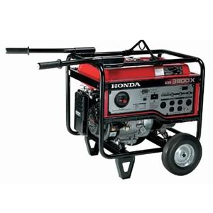 Honda Power Equipment EB3800XA 3800 Watt Generator