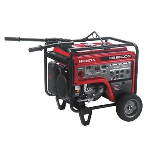 Honda Power Equipment EB6500 6500 Watt Generator