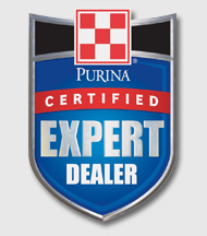 Purina Certified Expert Dealer