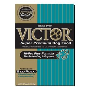 Victor Select Hi Pro Plus Dog Food