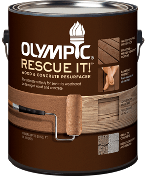 Neathawk Lumber Co, Inc. | OLYMPIC® RESCUE IT!™ WOOD AND