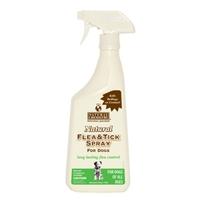 Natural Chemistry Natural Flea/Tick Spray24oz