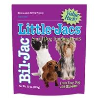 Bil-Jac Little Jacs Liver Small Dog Training Treats  8/10 oz.