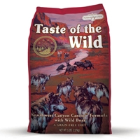 Taste of the Wild Southwest Canyon with Wild Boar 6/5#