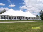 Outside View Tent