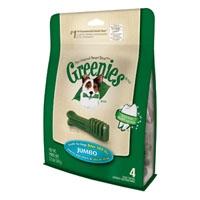 Greenies® Treat Pack Jumbo 4 Count