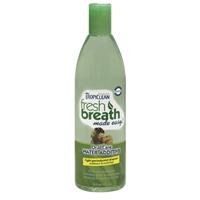 Tropiclean Fresh Breath Water Additive 16 oz.