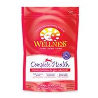 Wellness Dry Cat Complete Health Salmon 6/47 oz Case