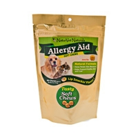 NaturVet Allergy Aid Soft Chew 90 Count