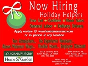 Looking for Holiday Helpers!
