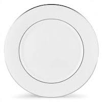 Platinum Dinner Plate 10.5