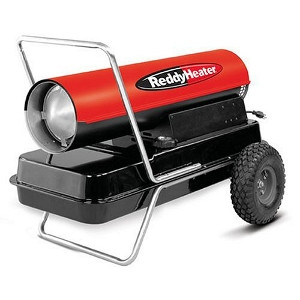 Reddy Heater, R210BR, Torpedo Kerosene Heater