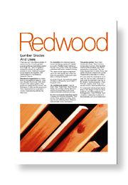 Redwood Grades & Uses