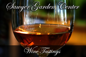 Wine Tastings at Sawyers