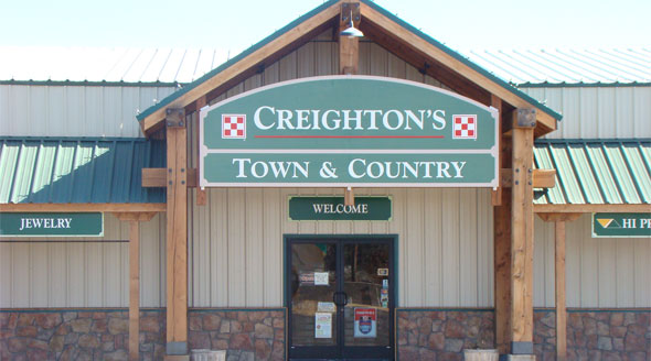 Creighton Store Front