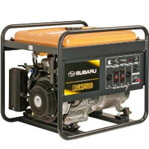 Subaru Industrial Generator RGX7500