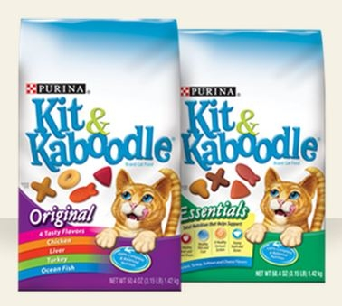 16# Purina Kit & Kaboodle For $8.99
