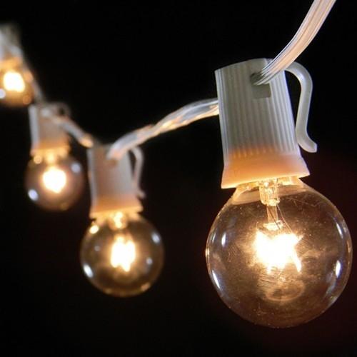 String Lights Rental :  TJ s Taylor Rental