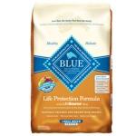 Blue Buffalo Senior Large Breed Chicken & Brown Rice Life Protection Formula Image
