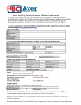 Contractor Listing Form