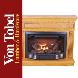 $100 Off a Complete Fireplace System*