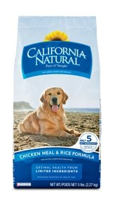 California Natural Chicken & Rice 30 lb. $43.99