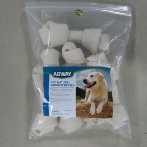 "Agway 7"" Natural Bones Now $14.99"