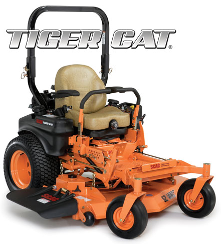 Scag Tiger Cat Lawn Mower