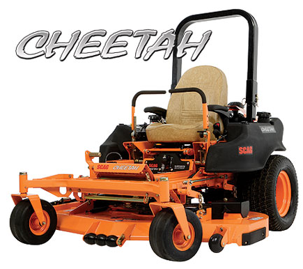 Scag Cheetah Lawn Mower