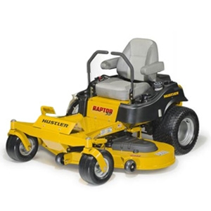 Hustler Raptor SD Lawn Mower
