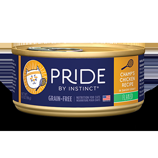 Natures Variety Pride Canned Cat Food