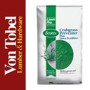 Save $5 on Scotts® Lawn Pro Crabgrass Preventer