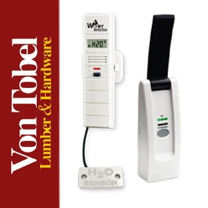 Save $10 on Wireless Remote Moisture Detector