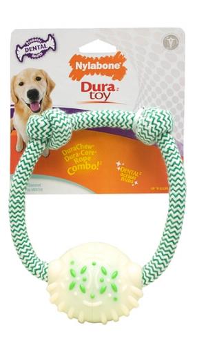 Dental Rope Ring Mint Giant