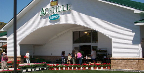 Achille Store Front