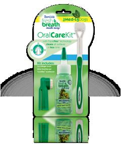 Tropiclean Fresh Breath Oral Care Kit Small