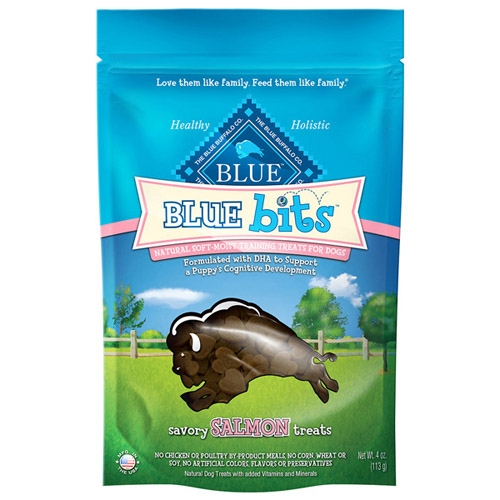 Blue Buffalo Bits Salmon Dog 4OZ C=8