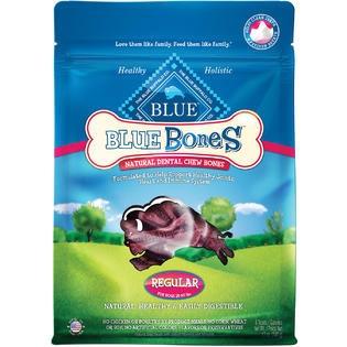 Blue Buffalo Bones Regular Dog 12OZ C=6