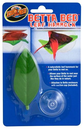 Zoo Betta Bed Leaf Hammock