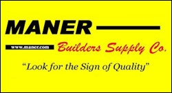 Maner Builders Supply Logo