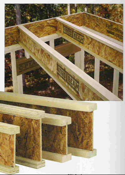Reliable index web wood i beam joist prices