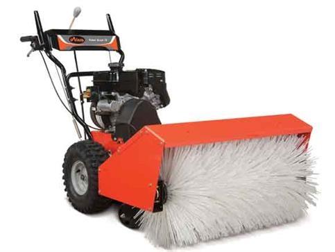 Sweeper Gas Walk Behind Qualheim S True Value Just Ask