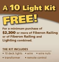 Fiberon Free Lights