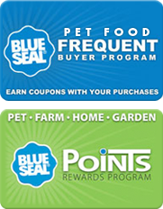 Blue Seal Frequent Buyer & Points Rewards Programs