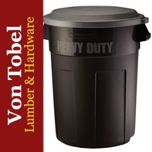 Save $10.00 on Brute 32-Gallon Trash Can